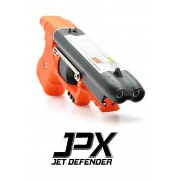 JPX TOE Jet Defender orange